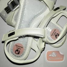 Стикеры для обуви Кружки Делённые ,54 шт.