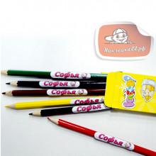Метки для ручек и карандашей