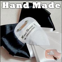 Этикетки Hand Made для светлых лент